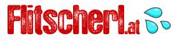 Flitscherl.at Logo